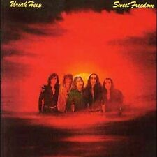 URIAH HEEP: SWEET FREEDOM CD! ROADRUNNER RECORDS RR 9353-2! READ DESCRIPTION EX+
