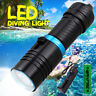 1200LM LED Diving Flashlight Torch 1*L2 Scuba Dive Torch Waterproof Lantern