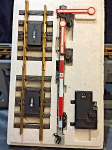 LGB 5094 Home Stop Signal w/2 Arms/Box. * G Scale