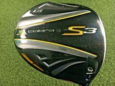 Cobra S3 Adjustable Driver 9.5* / RH /  Fujikura Blur Stiff / HC / Nice / mm3758