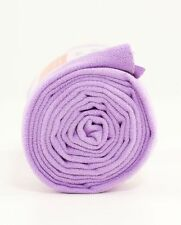 """LULULEMON """"The Mat"""" Yoga Cover Mat in Icey Lavender  GREAT CUTE COLOR! 26X71"""