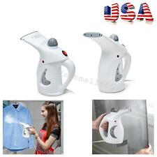 Travel Steamer Handheld Clothes Iron Portable Garment Fabric Laundry Steam White