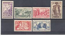 Madagascar - n°193 à 198 -  neufs * - C: 11,50 €