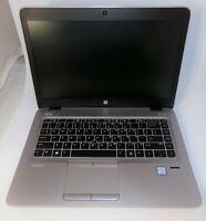 HP EliteBook 840 G3 i5-6300u 2.4GHz 8GB RAM 180GB SSD Win 10 Home Cert Refurb