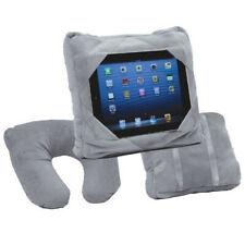 Tablet-PC almohada 2in1 con nackenhörnchen gris, hasta 10,1 pulgadas, ipad soporte