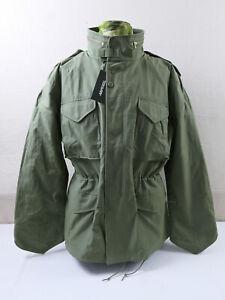 Gr. L - US M65 VIETNAM Feldjacke TEESAR® Field Jacket M65 oliv Schimanski Jacke