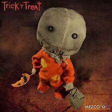"Mezco Toyz Mega Scale 15"" Trick R Treat Sam Collectible Horror Figure WC20400"