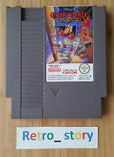 Nintendo NES Chip 'N Dale Rescue Rangers PAL