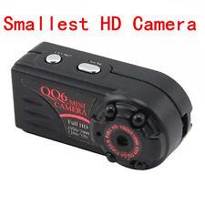 Smallest 1080P Full HD Night Vision Spy Pinhole micro camera HD DVR Recorder DE