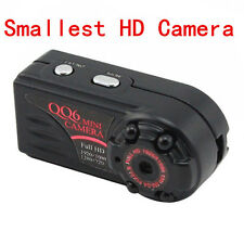 Smallest 1080P Full HD Night Vision Spy Pinhole micro camera HD DVR Recorder