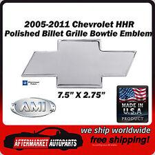 2005-2011 Chevrolet HHR Polished Billet Aluminum Bowtie Grille Emblem AMI 96003P