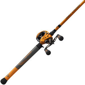 "Lew's Mach Crush SLP Rod and Reel Casting Combo 2021 7'3"" Heavy 7.5:1 Right H..."