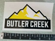 Butler Creek Scope Covers Logo Original Firearms Decal Sticker Shot Show 2020
