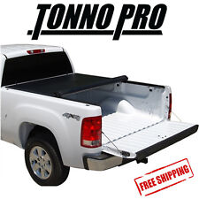 Tonno Pro Lo-Roll Soft Tonneau Cover Fits 2005-2017 Nissan Frontier 5' Bed