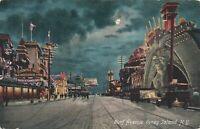 BROOKLYN NY - Coney Island Surf Avenue - 1908