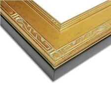 "4"" Gold black Plein Air Picture Frame photo art gallery 8x10 M10G frames4art"