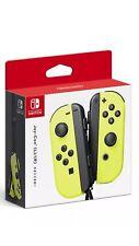 Nintendo Switch Joy-Con Neon Yellow Joystick
