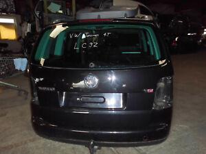 VW Touran 1T1 1T2 Heckklappe mit Scheibe Kofferraumklappe VW Touran LC9Z Schwarz