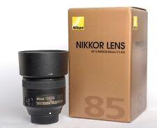 Nikon 85 1.8 G