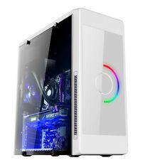 RB===Gehäuse ATX ,Micro-ATX,Mini-ITX Midi-Tower OVP weiss ----RB