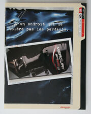MERCURY Optimax Outboards 1999 dealer brochure - French - Canada - ST2003000418