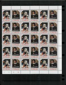 Wholesale Topical. St. Vincent 895. Michael Jackson. Cat. 57.75 (77x.75)
