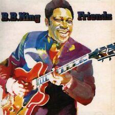 B.B. King Friends CD NEW SEALED Blues