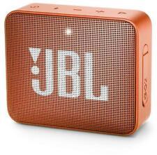 JBL Go 2 Bluetooth Speaker IPX7 Orange JBLGO2ORG