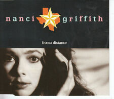 Nanci Griffith CD-MAXI FROM A DISTANCE (c) 1987 /88