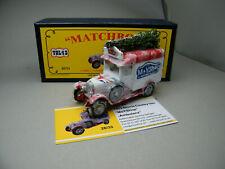 Matchbox MoY Code 2 YGL-43 Morris Moyshop Weihnachten blaue Box 1 von 18 (a)
