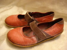 ACES of LONDON Womens  Leather Flat Shoes Size 39 EUR