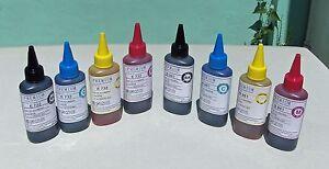 PREMIUM Anti-UV dye ink for HP printers 90ml easy pour cap