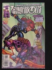 Thunderbolts - Marvel's Most Wanted #43 Hawkeye Black Widow