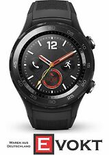HUAWEI Watch 2 4G Smart Watch Bluetooth Android/iOS Carbon-Black Genuine New
