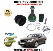 FOR CHEVROLET EPICA AUTOMATIC 2008-->NEW 1X OUTER CONSTANT VELOCITY CV JOINT