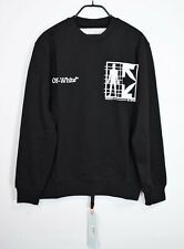 Off-White Sweatshirt Street Style Black Size M new men
