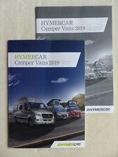 Hymercar Camper Vans 2019 Free Grand Canyon S - Prospekt + Preisliste 01.2019