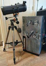 Celestron Astromaster 114EQ Telescope - Boxed