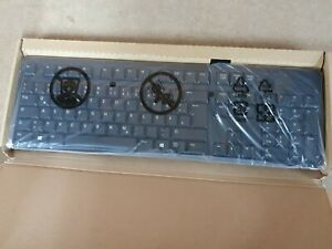 NEW DELL Keyboard KB212-B GERMAN - QWERTZ NEW OPENED WIRED USB 0DJ491 - 0C643N