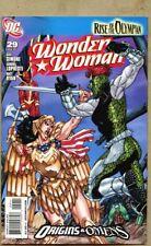 Wonder Woman #29-2009 nm 9.4 Gail Simone Aaron Lopresti Standard Cover