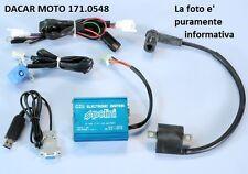 171.0548 KIT CENTRALINA UNIVERSALE PROGRAMMABILE USB 2T/4T POLINI