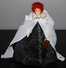 Peggy Nisbet Queen Elizabeth I Limited Costume Doll House Of Nisbet