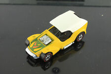 ICE T Alternate Yellow green tampo Flying Colors  Unrestored Hot Wheels Redline: