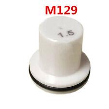 Mitsubishi CNC Wire EDM Machine Jet Water Nozzle White Ceramic X054D826H09