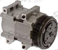 Global Parts Distributors 6511449 New Compressor And Clutch