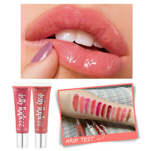 Lip Hydrating 6 Colors Lip Balm Lip Oil Mirror Lip Gloss Transparent Lipstick