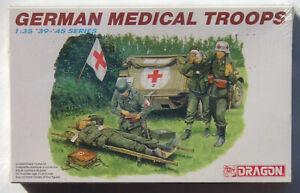 Dragon 1/35 6074 German Medical Troops – MISB