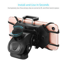 USA Motorcycle Bicycle MTB Bike Handlebar Mount Holder Support Cell Phone GPS