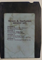 8-Track Simon and Garfunkel - Greatest Hits