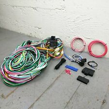 1959 - 1964 Mopar Chrysler Wire Harness Upgrade Kit fits painless update fuse